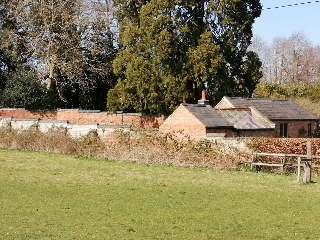 Gumley walled kitchen garden