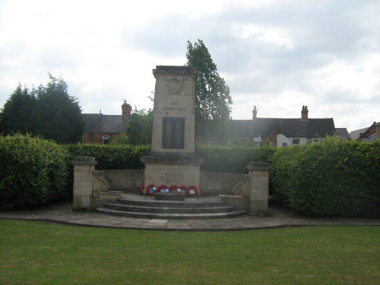 Sileby memorial Park 768x576